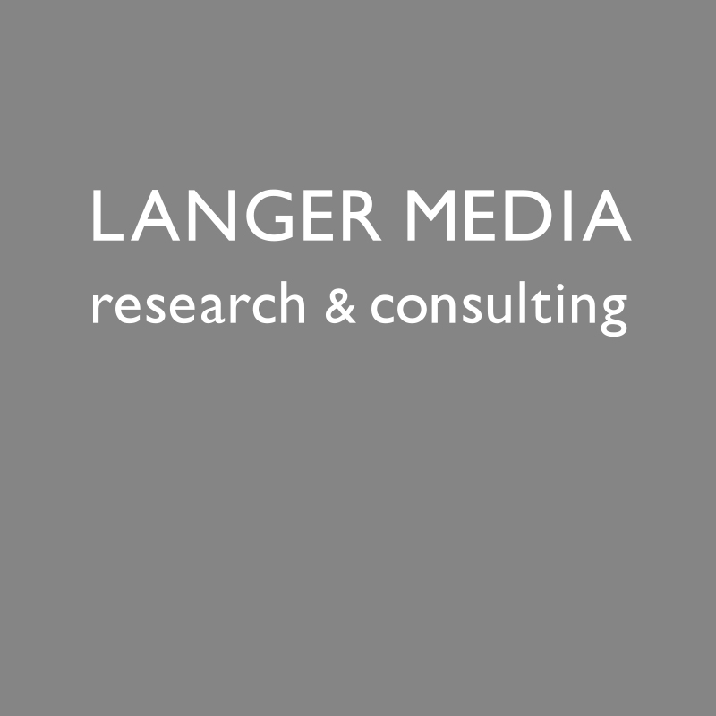 Logo Langer Media Consulting