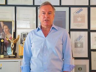 Nico Hofmann, Geschäftsführer UFA GmbH